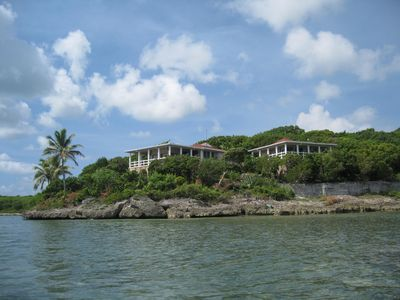 Photo for Experience Island Living In A Tranquil Seaside Setting!