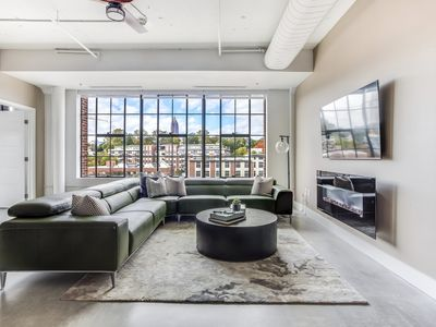 Photo for Lush Loft Atlanta Apartment