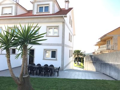 Photo for Terraced house near the beach - 5 rooms and 5 bathrooms, maximum 10 people