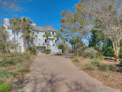 Photo for Immaculate Marsh Views, Abundant Wildlife, Private Beach, & SportsCard Included