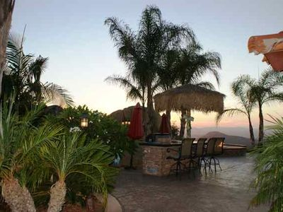 Photo for Fabulous 360 Degree Views with fantastic sunrise and sunsets!