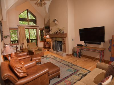 Photo for 3Br/4Ba Lodge at Brookside- Discounted Weekly Winter Rates