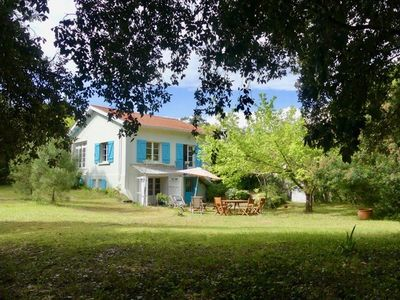 Photo for Pleasant house ideally located in Soulac with its garden and fenced