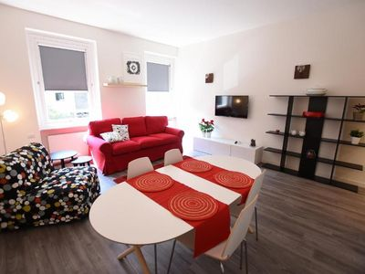 Photo for LE RONDINELLE: two-room apartment + TERRACE deluxe apartment