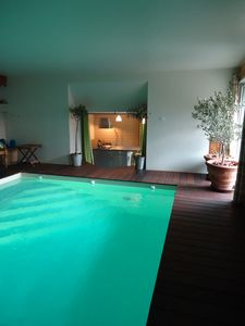 Photo for ANNECY FARM QUINTAL heated indoor pool
