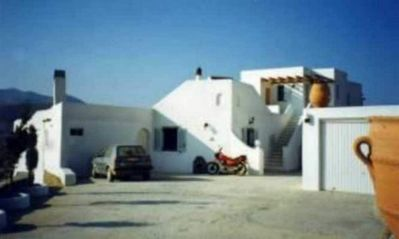 Photo for First-floor guest house 50 M2 with shared pool, good for 3 poeple
