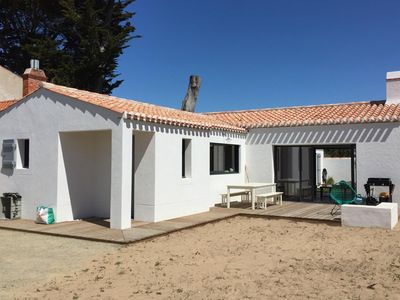 Photo for New house (2015) for 7 pers., light 300m from the beach St Jean