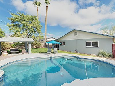 Photo for New Listing! Sparkling Old Town Oasis w/ Private Waterfall Pool