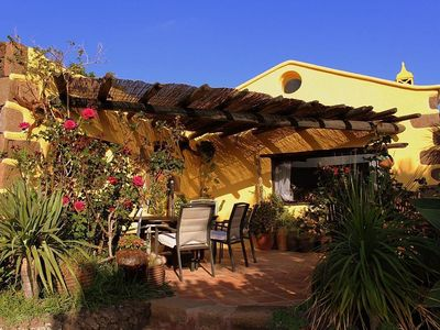 Photo for Holiday house La Asomada for 2 - 7 persons with 3 bedrooms - Holiday house