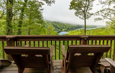 Photo for Stunning Lake Views--Great Summer & Fall Rates-Hot Tub-Firepit