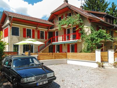 Photo for Beautiful Savoyard house on Lake Annecy 2 minutes from the beach