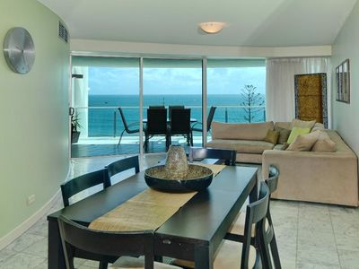 Photo for Sirocco 906, oceanfront, 2 bedroom apartment, Pre Christmas Deals... save upto $306 per night