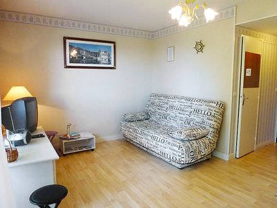 Photo for Apartment Le Grand Large in Deauville-Trouville - 3 persons, 1 bedrooms