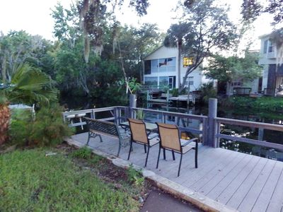 Photo for Welcome to the EPIC Weeki paddle house.