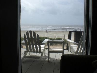 "Photo for ""Casa Del Agua"" 2 Bedroom Beach Front Home!"