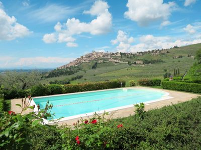 Photo for Apartment Agriturismo Fiordaliso (UTV103) in Trevi - 3 persons, 2 bedrooms