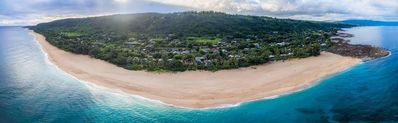 Photo for Beach House on Spectacular North Shore Beach - Sunset/Ke Iki