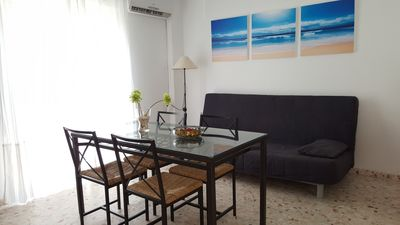 Photo for Holiday Apartment for 4 in Conil