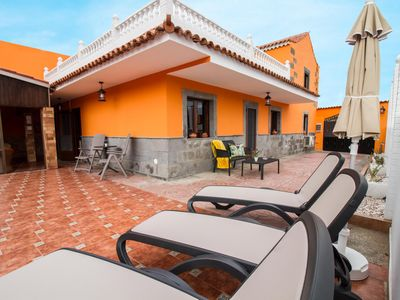 Photo for Casa Marjoes I - Terrace + BBQ + parking