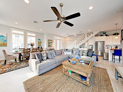 Photo for Luxury 3BR/3.5BA w/ Pool & Boardwalk to Sunflower Beach - 5 Miles to Downtown