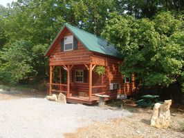 Photo for 1BR Cabin Vacation Rental in Elizabethtown, Illinois