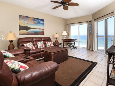 Photo for 7th Floor Great Amenities, Direct Beach Access, Nearby Shopping & Dining!