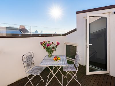 Photo for Stilish with rooftop terrace and parking