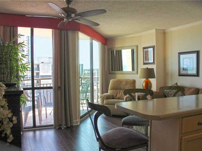 Photo for Meridian Plaza 805: 1 BR / 1 BA condo in Myrtle Beach  Spectacular Ocean Views!