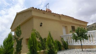 Photo for Large, Beautiful Detached Villa, Private Pool, Garden And Close Sea Views