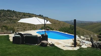 Photo for Country house in the nature park Monti Iblea in the middle of the olive grove - rest and relaxation