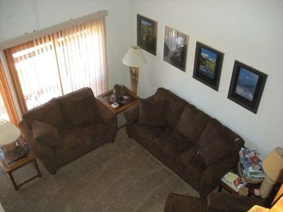Photo for 3 BR/3.5 BA Silverthorne Condo - Sleeps 10, Free Wireless Internet