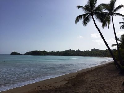 Photo for Charming beach house in the Caribbean (25 minutes Away from Airport Code: AZS)