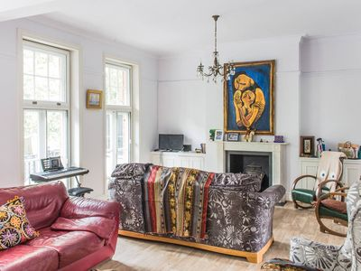 Photo for Large home right by Battersea Park, fits 6!