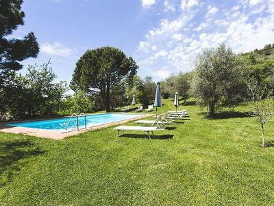 Photo for Villa Beata I: A characteristic and welcoming two-story apartment that is part of a villa surrounded by the greenery, with Free WI-FI.