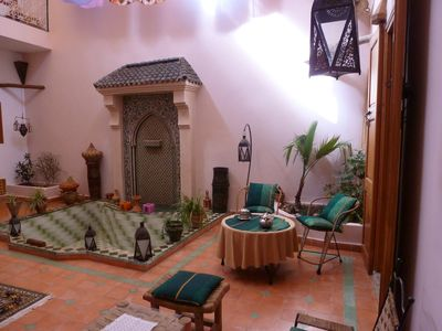 Photo for Sweet and familial Riad  in Marrakech, B&B or Guest House