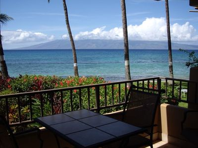 RELAX ON THE LANAI  WITH YOUR COFFEE TO START YOUR DAY!