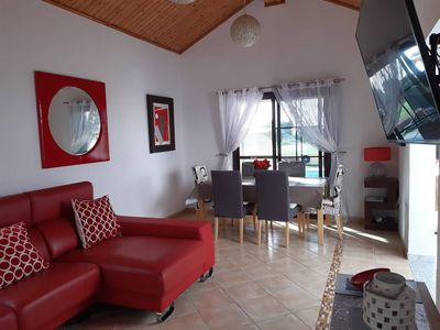 Photo for Detached Villa 3 bedrooms, GOLF AREA, 2 bath, private pool, sleeps 6.