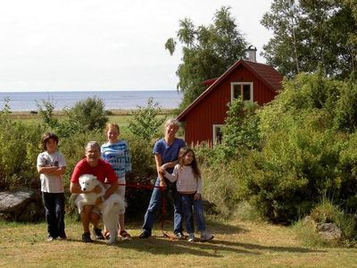 Photo for Holiday house Falkenberg for 6 - 9 persons with 3 bedrooms - Holiday house