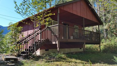 Photo for Cabin For Two,   Little Lake Cabins, Quite, Secluded Retreat.