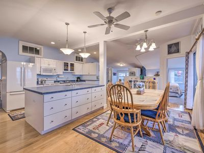 Photo for Spacious Lincolnville Apartment - Walk to Beach!