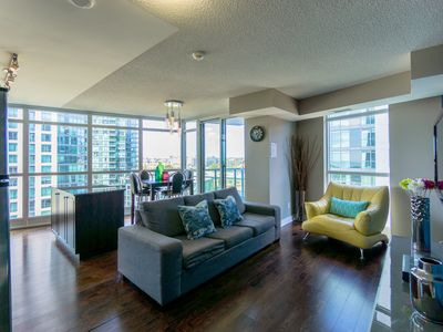 Photo for Downtown - Lakeshore - 2 Bed + Sofa Bed, 2 Bath