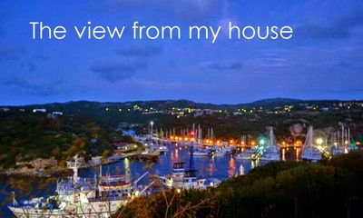 Photo for Delightful House With Views Of The Harbour
