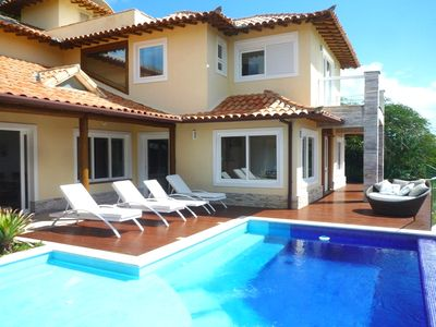 Photo for STUNNING HOME 50 MTS SAND WITH A VIEW OVERVIEW