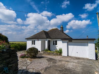 Photo for Amazing Coastal Views From Cosy Cottage With Large Garden