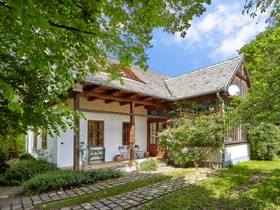 Photo for Fantastic holiday in a stylish & luxurious designer Country House near Budapest