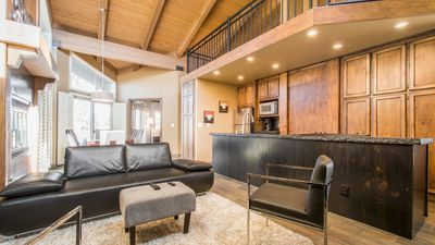Photo for Luxurious Remodelled 2 Bedroom Townhome -Minutes from Ski Resorts & Downtown Park City-Click to Save