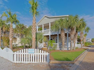 Ocean Ventures across the street from the beach in the heart of Crystal Beach!