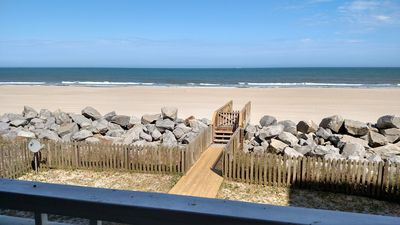 Photo for Oceanfront Family/Pet-Friendly Unit for Weddings/Reunions - Private Beach Access