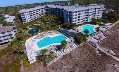 Photo for Beautifully Renovated Sea Crest Oceanfront Resort Condo- Best Value at Sea Crest