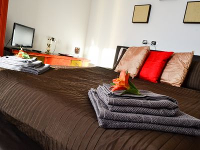 Photo for Cozy and charming flat in the best district Milano